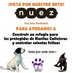 ¡Vota nuestro reto Nuez!
