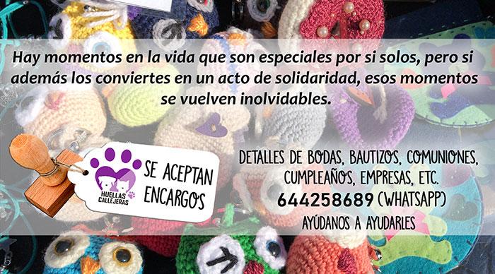 Detalles Solidarios Bautizo.Cartel Encargos Solidarios Detalle Boda Bautizo Comunion Web