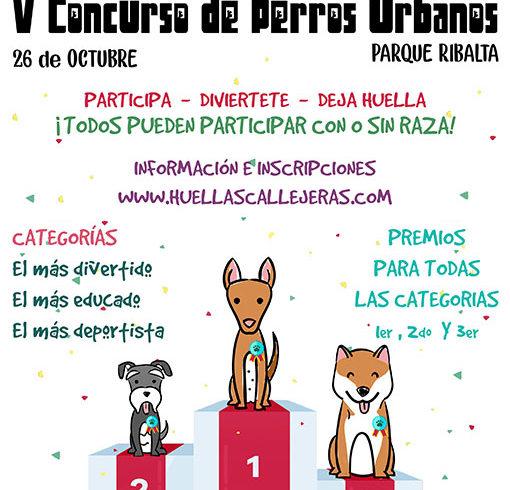 V Concurso de Perros Urbanos 2019