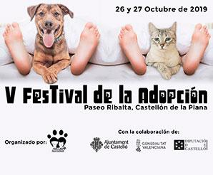 V FESTIVAL DE LA ADOPCIÓN DE CASTELLÓN 2019
