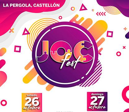 JOC fest by Huellas Callejeras