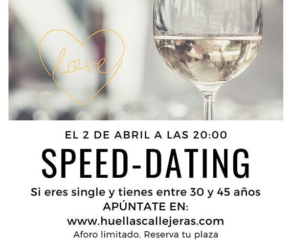 SPEED DATING SOLIDARIO